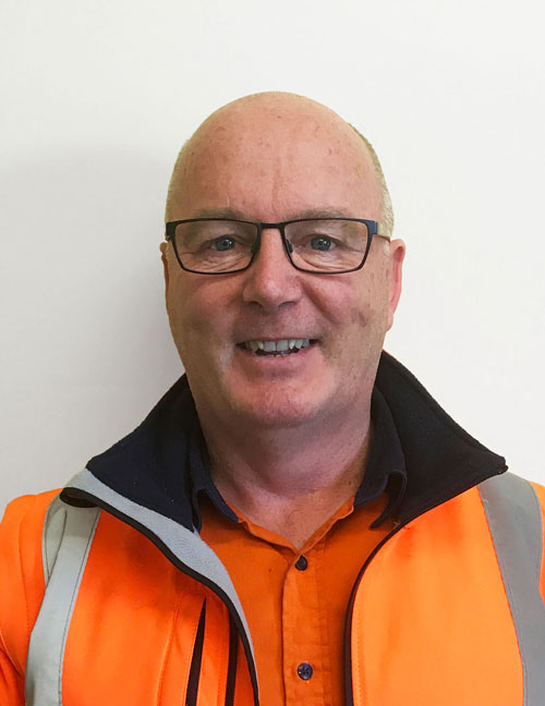 Jim Irvine - Shaw Contracting